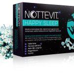 Nottevit Happy Sleep kapszula a boldogabb életért!